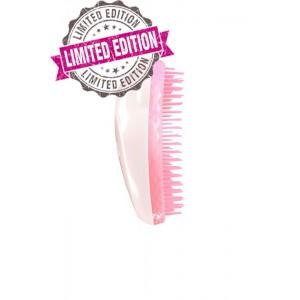 Tangle Teezer THE ORIGINAL Candy Floss Профессиональная расческа Цвет: Белый с Розовым