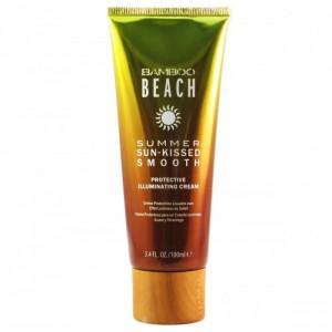 ALTERNA BAMBOO BEACH Summer Sun-Kissed Smooth Styling Cream Смягчающий и увлажняющий защитный крем для укладки