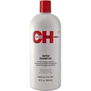 CHI Infra Moisture Therapy Shampoo Увлажняющий шампунь 946 мл