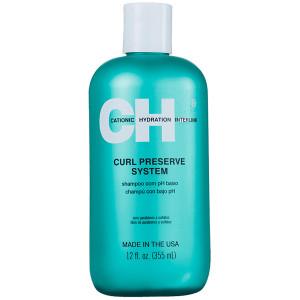 CHI Curl Preserve System Shampoo Шампунь для вьющихся волос 355 мл