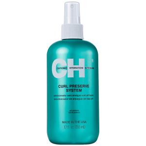 CHI Curl Preserve System Leave-In Conditioner Спрей-кондиционер для вьющихся волос 355 мл