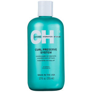 CHI Curl Preserve System Treatment Кондиционер для вьющихся волос 355 мл