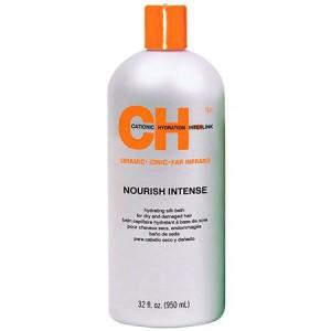 """CHI Nourish Intense Hydrating Silk Bath Шампунь для волос """"Шелковая ванна"""""""