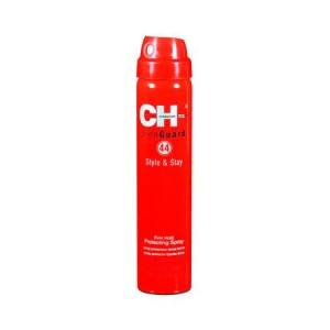 CHI 44 Iron Guard Style & Stay Firm Spray Термозащитный лак cильной фиксации