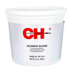 CHI Professional Blondest Blonde Powder Lightener Безаммиачная пудра-крем для осветления волос