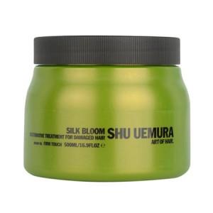 Shu Uemura Art of Hair Silk Bloom Restorative Treatment Восстанавливающая маска для поврежденных волос 500 мл