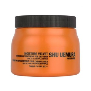 Shu Uemura Art of Hair Moisture Velvet Nourishing Treatment Питательная маска для сухих волос 500 мл
