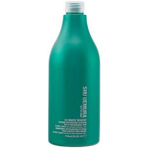 Shu Uemura Art of Hair Ultimate Remedy Restoration Shampoo Восстанавливающий шампунь для сильно поврежденных волос 750 мл