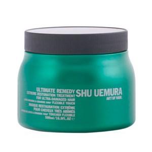 Shu Uemura Art of Hair Ultimate Remedy Restoration Treatment Masque Восстанавливающая маска для сильно поврежденных волос