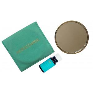 Moroccanoil Набор: Восстанавливающее и защищающее несмываемое масло для всех типов волос 10 мл + Зеркало