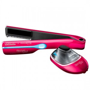 Steam Pod L'Oreal Limited Edition Pink Паровой утюжок SteamPod для домашнего использования *Лимитированная версия