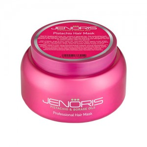Jenoris Pistachio Hair Mask Маска для волос с фисташковым маслом