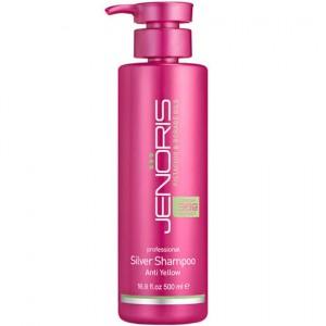 Jenoris Silver Shampoo Anti Yellow Шампунь нейтрализующий желтизну