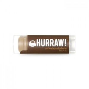 Hurraw Coffee Bean Lip Balm Бальзам для губ Кофейное зерно