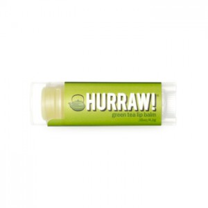 Hurraw Green Tea Lip Balm Бальзам для губ Зеленый чай