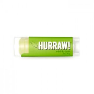 Hurraw Mint Lip Balm Бальзам для губ Мята
