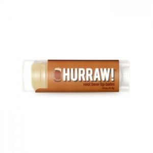 Hurraw Root Beer Lip Balm Бальзам для губ Пивная основа