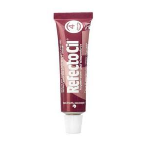 RefectoCil Eyelash and Eyebrow Color Chestnut №4 Краска для бровей и ресниц Цвет: Каштановый
