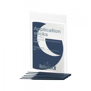 RefectoCil Application Sticks Hard Аппликаторы для нанесения краски твердые Цвет: Синий