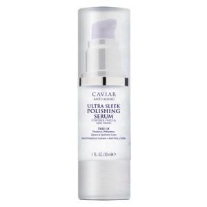 ALTERNA CAVIAR ANTI-AGING Ultra Sleek Polishing Serum Разглаживающая, полирующая сыворотка для блеска волос с экстрактом икры