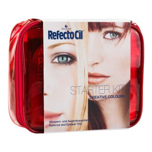 "RefectoCil Starter Kit ""Creative Colours"" Стартовый набор ""Креативные цвета"""