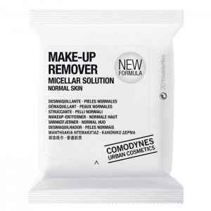 Comodynes Make-Up Remover Micellar Solution Normal Skin Мицеллярные салфетки для снятия макияжа, для нормальной кожи