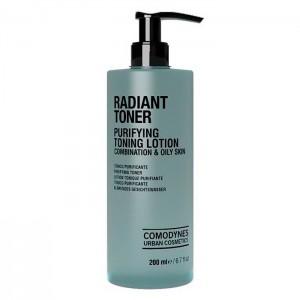 Comodynes Hygiene Facial Purifying Toning Lotion Очищающий тонизирующий лосьон для комбинированной и жирной кожи