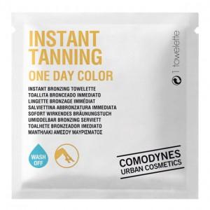 Comodynes Autosunburn Instant Tanning One Day Color Салфетка-бронзатор для ног моментальный загар