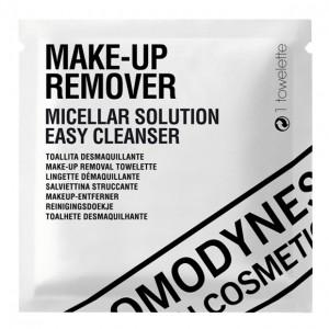Comodynes Make-Up Remover Micellar Solution Easy Cleanser Мицеллярные салфетки для снятия макияжа, легкий уход