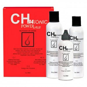 CHI 44 Ionic Power Plus Hair Loss Kit For Chemically Treated & Dry Hair Набор для химически обработанных волос