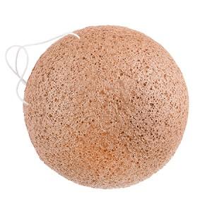 The Konjac Sponge Co Face Sponge With Nourishing Mineral Rich Pink Clay Спонж конняку для лица с розовой глиной