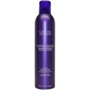 ALTERNA CAVIAR ANTI-AGING Extra Hold Hair Spray Лак-спрей сильной фиксации с экстрактом икры