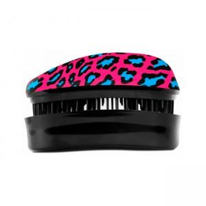 Dessata Prints Mini Hair Brush Leopard Компактная расческа для волос Цвет: Леопард