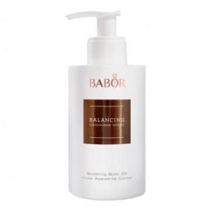 Babor SPA Balancing Cashmere Wood Soothing Body Oil Лёгкое, быстро впитывающееся масло для лица, тела и волос