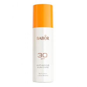 Babor Anti-Aging Sun Care Sun Lotion SPF 30 Солнцезащитное молочко для лица и тела с высоким фактором защиты SPF 30