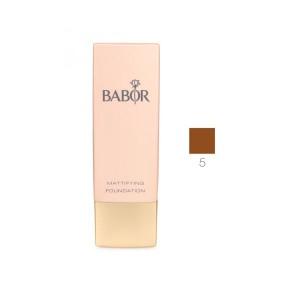 Babor Mattifying Foundation №05 Bronze Beige Матирующий тональный крем с лифтинг-эффектом Оттенок: Бронза