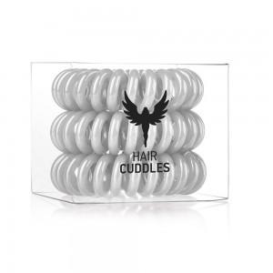 Hair Bobbles HH Simonsen Gray Резинка-браслет для волос Цвет: Серый 3 шт