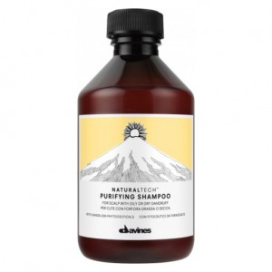 Davines Natural Tech Purifying Shampoo Очищающий шампунь