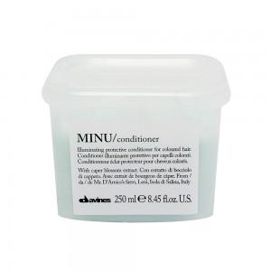 Davines Essential Haircare Minu Conditioner Защитный кондиционер для сохранения косметического цвета волос