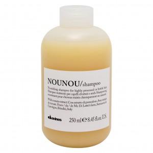 Davines Essential Haircare Nounou Shampoo Питательный шампунь для уплотнения волос