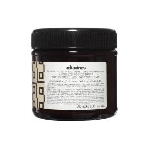 Davines Alchemic Conditioner for Natural and Coloured Hair Chocolate Кондиционер для натуральных и окрашенных волос (шоколадный)