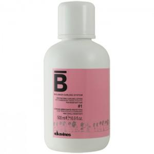 Davines Balance Protecting Curling Lotion №1 Лосьон для химической завивки нормальных волос