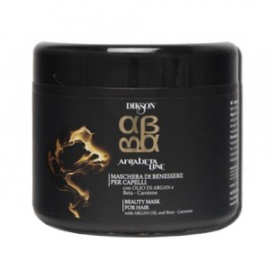 Dikson Argabeta Black Beauty Mask Питательная маска для волос