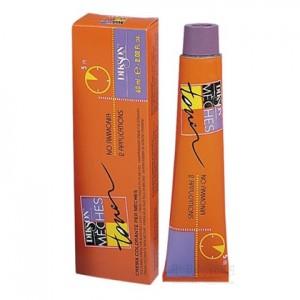 Dikson Meches Toner Color Cream for Bleached Highlights Ash Легкий тонирующий краситель Цвет: Пепельный
