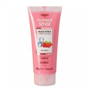 "Dikson Summer Sense Mask Raspberry Маска ""Малина"" для всех типов волос"