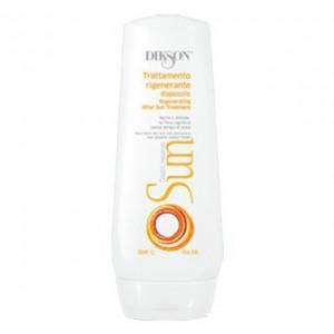 Dikson Sun Regenerating After Sun Treatment Крем-восстанавливающее средство для волос после солнца