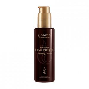 Lanza Keratin Healing Oil Combing Cream Разглаживающий крем для волос