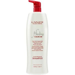 Lanza Healing Colorcare Color-Preserving Shampoo Питательный шампунь для окрашенных волос