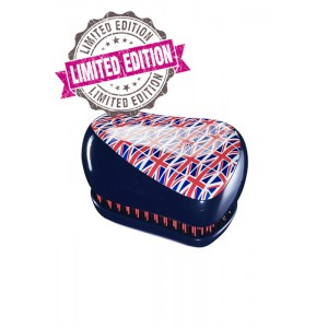 Tangle Teezer COMPACT Cool Britannia Компактная расческа Цвет: Британский флаг