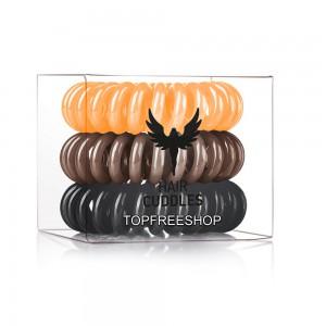 Hair Bobbles HH Simonsen Резинка-браслет для волос Набор: Autumn mix 3 шт